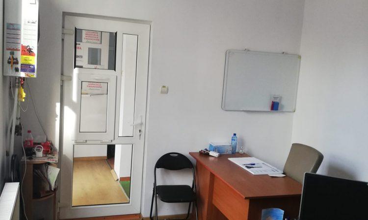 Chirie birouri Cuza Vodă Roman