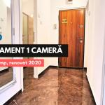Vanzare apartament 1 camera Cuza Voda